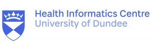 Health Informatics Centre – The University of Dundee logo
